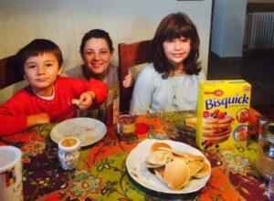 spanish student host family