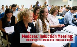 meddeas induction meeting