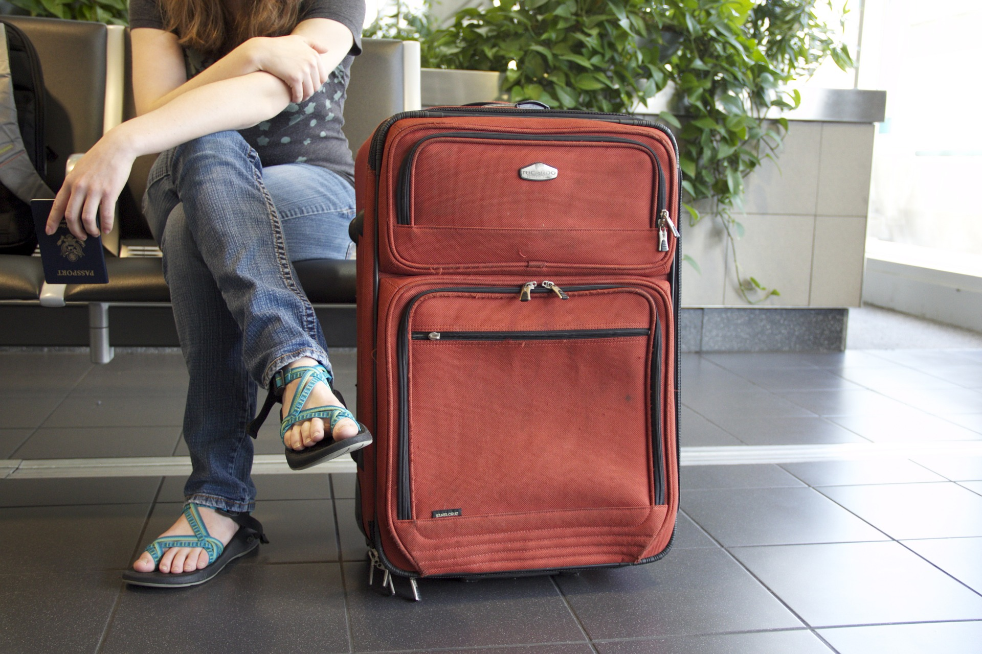 be prepared and travel at ease