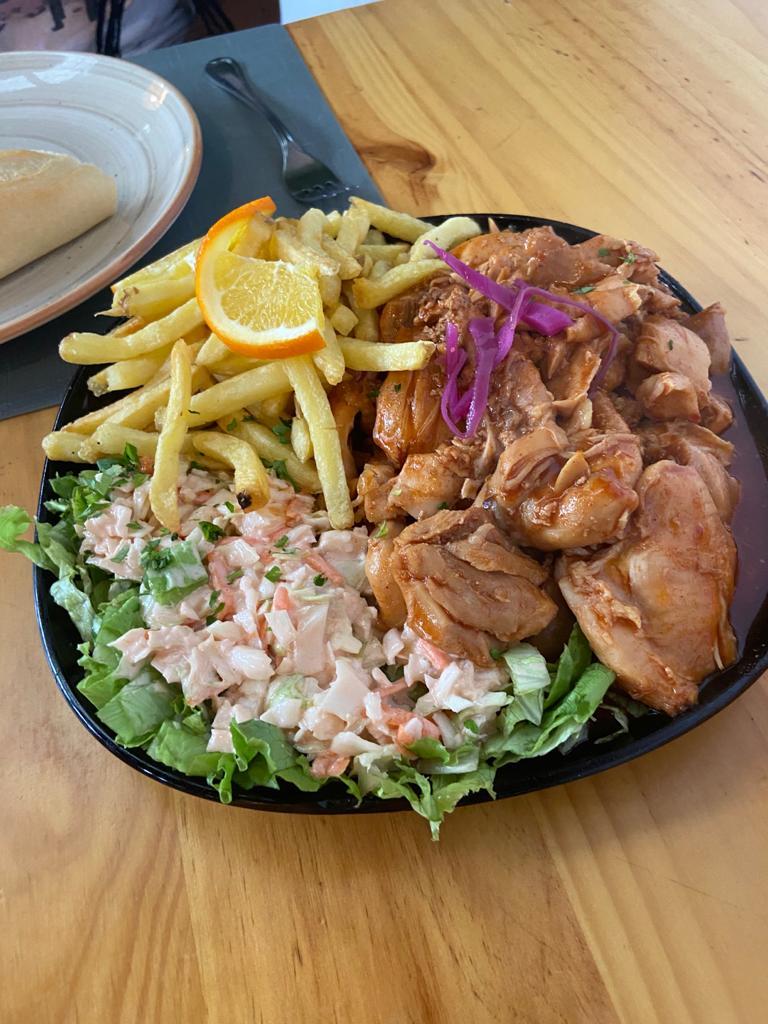 guachinche teriyaki chicken