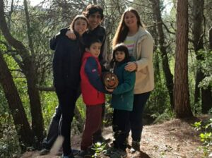 Spanish host family