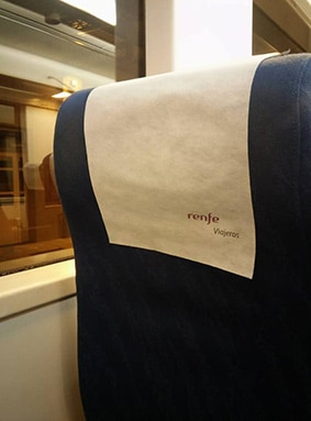 Travelling by train in Spain Renfe